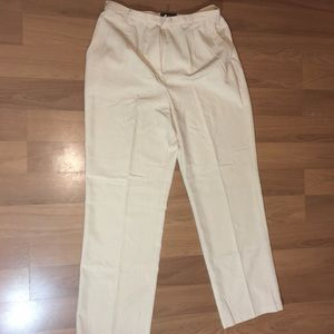 Size 14 Sag Harbor Straight Leg Trousers